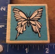 Rubber Stamp Butterfly by Vap! Scrap