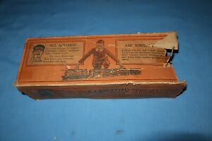 Original Box for Lionel Pre-war #815 Light Green Tank Car