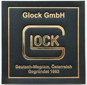 PRESENTATION CUSTOM DISPLAY CASE BOX TRADE LABEL for GLOCK 17 19 23 46