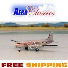 Aeroclassics 1:400 TCA Trans Canada C-4 Canadair Northstar CF-TFB ACCFTFB