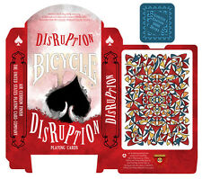 Bicycle Disruption Limited Edition Playing Cards Deck