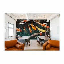 Wall deco Mural sticker meeting conference room inspiration Find Nemo fish