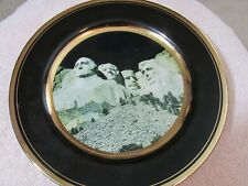 Collector Plates  Mt. Rushmore