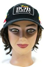 Bob Marley Striped Baseball Trucker Mesh Cap Hat Snapback
