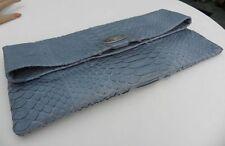 Unifarbene Clutch-Taschen mit Innentasche (n) und Magnetverschluss