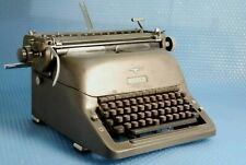 rare Adler Universal typewriter from Germany 1950s