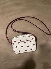 [NEW] Coach cross-body camera bag: Ladybug print