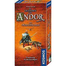 Kosmos Die Legenden von Andor - Der Sternenschild, Brettspiel