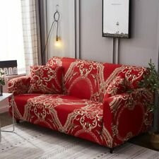 Printed Pattern Sofa Cover All-inclusive Elastic Full Couch Home Living Room