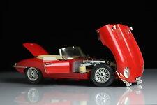 Jaguar E Type Cabrio 1961 1:18 Burago