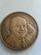 K-Va-T Food Stores Jack C. Smith Founder Food City Challenge Coin