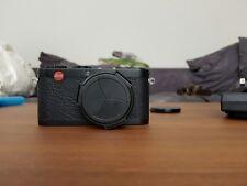 Leica X X1 12.2MP appareil photo numérique En noir, excellent état