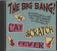 Cat Scratch Fever - The Big Bang! (CD Album) .... Signed