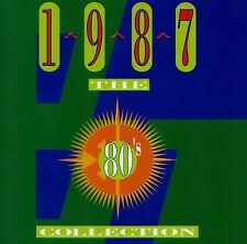 THE 80'S COLLECTION - 1987 / 2 CD-SET (TIME-LIFE MUSIC TL 544/10) - TOP-ZUSTAND