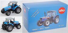 Siku Farmer 2654 00402 ISEKI Big t 1055 tracteur 1:32, publicité Boîte, limitée