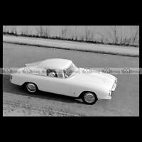 #pha.020525 Photo LANCIA AURELIA PF200 COUPÉ 1954 Car Auto