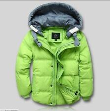 2019 Winter Children's Clothing Boys Down Jacket Coat Baby Outwear Hood Warm