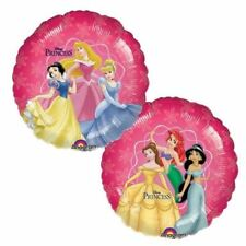 "Disney Princess Magic Birthday Party Foil Balloon 18"" Birthday Party Decorations"