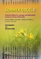 Kirchenorgel Noten : Sommer-Orgel 2 - leichte Mittelstufe (manualiter)