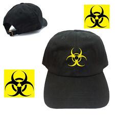 Novelty Design New Biohazrd Tribal Sign 100% Cotton Baseball Cap Unique Hat
