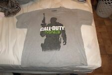 CALL OF DUTY MW3 official   t-shirt XL  used
