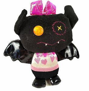 "Mattel Monster High Count Fabulous Black Bat Plush 6"" Draculaura's Pet Just Play"