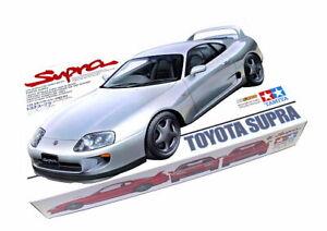 Tamiya Automotive Model 1/24 Car TOYOTA SUPRA Sacle Hobby 24123