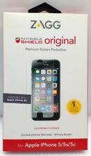 ZAGG InvisibleShield Premium Clear Screen Protector iPhone 5 / 5s / 5c