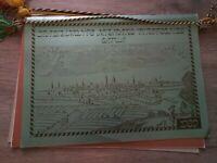 Calendario Stabilimento Militare Pirotecnico Capua anno 1989 con cordoncino
