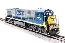 Broadway Limited 2447 HO C30-7 CSX 7021 +Sound Brand New C-10 Mint