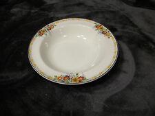 J&G Meakin England Cereal Bowls Rege Sol 391413, EXCELLENT