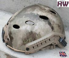 AIRSOFT PJ TYPE OPS TACTICAL HELMET ATAC CARBON CRYE AIRFRAME STYLE