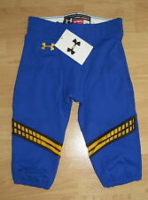 Authentic Under Armour 3/4 Football Pants Game Men's Size Large - Jet Stream