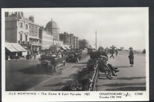 Sussex Postcard - Old Worthing - The Dome & East Parade 1921 - A316