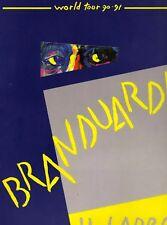 A.BRANDUARDI - BROUCHURE-IL LADROWORLD TOUR 90-91-G.HARARI