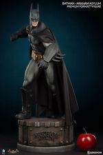 Sideshow EXCLUSIVE BATMAN ARKHAM ASYLUM Premium Format Statue NEW