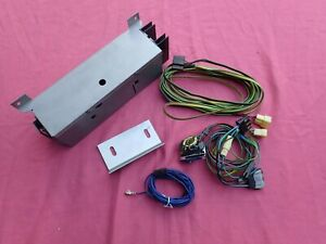 1964-67 Pontiac GTO, Tempest, LeMans reverb unit w/ switch and wiring, serviced!