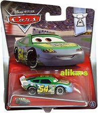 C - JOHNNY BLAMER - #54 Faux Wheel Drive Series Disney Pixar Mattel new vehicle