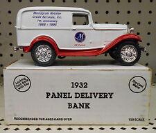 MONOGRAM RETAILER CREDIT GE CAPITAL 1932 FORD 1995 DIECAST ERTL BANK #F368
