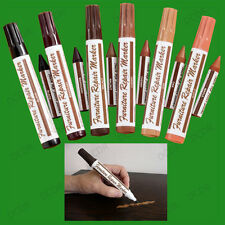 Furniture Repair Kit Restore Any Wood Surface 6 Shade Filler Stick & Marker Pens