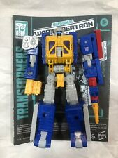Transformers Earthrise Selects Exclusive Decepticon Base Greasepit 100% C9+!