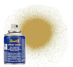 Revell Spray Color Farbe 100 ml, 34116 sand matt