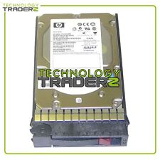 "517350-001 HP 300GB 6G SAS 15KRPM 3.5"" DP HDD 516814-B21 516810-001 W/Blank Tray"