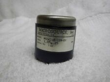 Microsource Yig Oscillator 2.25-8.25 GHz