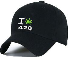 232ca8ab993 Casual Baseball Cap Cocaine Caviar Ganja Weed caps adjustable Snapback  letter A