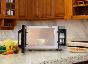 Home Dorm Kitchen Digital Microwave