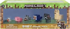 Minecraft Series 4 Baby Animal Pack New In Box