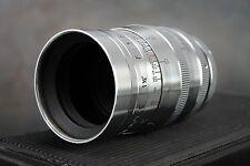 ":Kinotel Anastigmat 1 1/2"" 38mm F1.5 8mm Movie D Mount Lens - Needs Service"