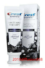 3D WHITE THERAPY TOOTHPASTE - CHARCOAL (4.1oz/116g)