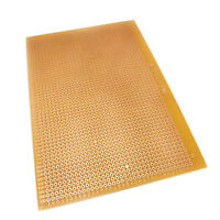 US Stock 10pcs Prototype PCB Universal Bread Board 10 x 15cm Sigle Side Copper